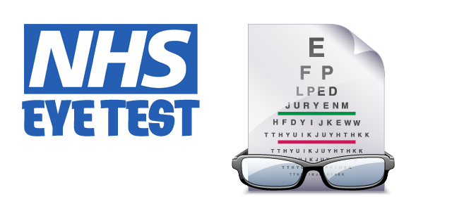 Book an NHS Eye Test or an Eye Exam