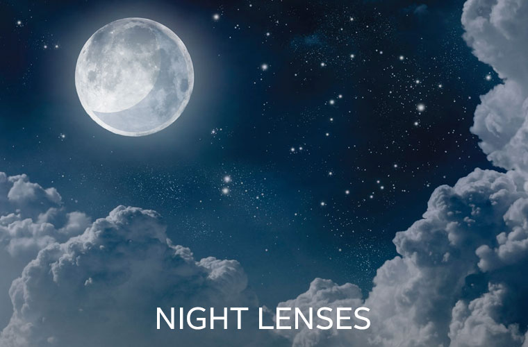 Night Contact Lenses